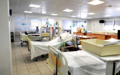Salle de soin pour le traitement de l'insuffisance rénale