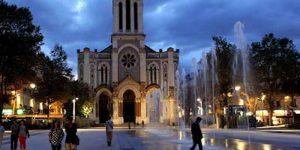 Cathédrale Saint Charles à Saint Étienne